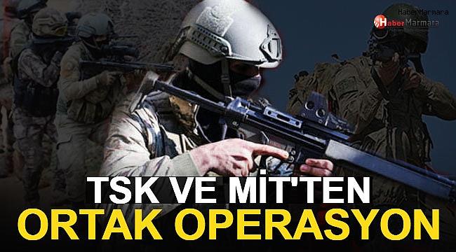 MSB: Tel Rıfat'ta 6 PKK/YPG'li Terörist Etkisiz Hale Getirildi