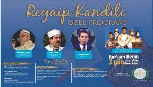 Nevşehir Belediyesi, 'Regaip Kandili özel programı' ile Kur'an-ı Kerim ziyafeti sunacak