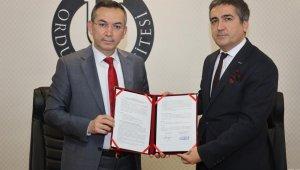 ODÜ'den iş birliği protokolü