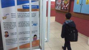 Okullarda Korona Virüsü Uyarısı