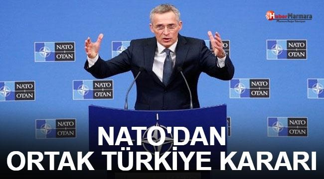 Olağanüstü Toplantı Sona Erdi! NATO'dan Ortak Türkiye Kararı