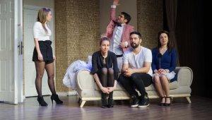 """""""Suit"""" adlı tiyatro oyunu Kapadokya Kültür ve Sanat Merkezi'nde sahnelendi"""