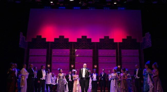 """YARASA"" operetinin ihtişamı SAMDOB'da"