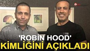 'Robin Hood' Diye Bilinen Yardımsever Ortaya Çıktı