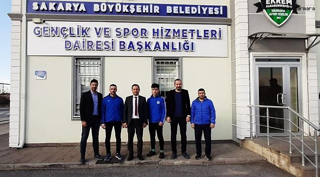Sakarya Büyükşehir Kick Boks sporcusu Çakır'a milli davet