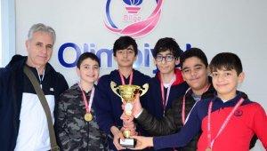 Satrançta il şampiyonu oldular
