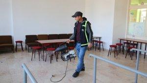 Serdivan Belediyesi'nden okullara Koronavirüs önlemi