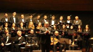 Serdivan'da Türk sanat müziği gecesi düzenlendi
