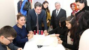 Sivas'ın kültürel değerleri öğrencilere anlatıldı