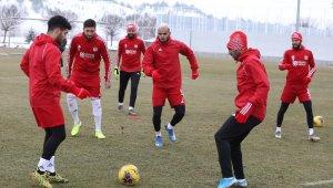 Sivasspor, Alanya maçına hazır