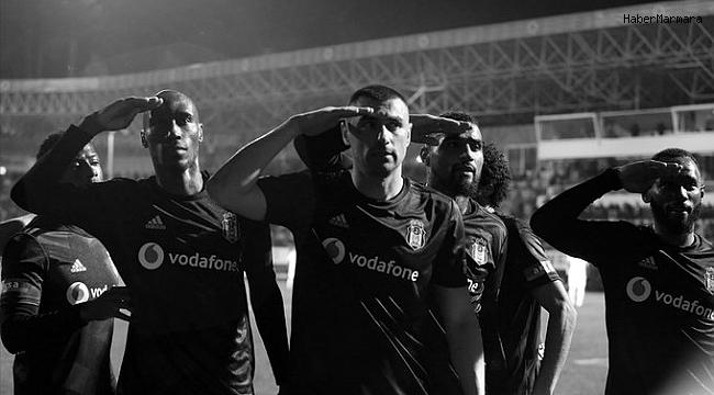 Süper Lig: Alanyaspor: 1 - 2 Beşiktaş