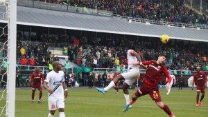 Süper Lig: Denizlispor: 0 - Kayserispor: 0
