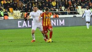 Yeni Malatyaspor 0 - 1 MKE Ankaragücü
