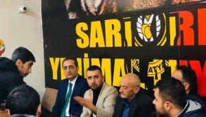 Taraftarlar derneğinden Yeni Malatyaspor yönetimine yemek