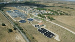 Tekirdağ'da atıksu mevzuatlarını yerine getirenlere 7 milyon elektrik desteği ödendi
