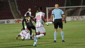 TFF 1. Lig: E.H. Balıkesirspor: 0 - İstanbulspor: 2