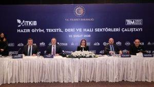 """Ticaret Bakanı Ruhsar Pekcan: """"Hazır giyim ve tekstil sektöründe istihdamın 1 milyon kişiyi aştı"""""""