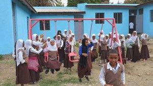 TİKA'dan Etiyopya eğitim altyapısına destek
