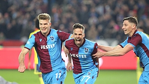 Trabzonspor: 2 - Fenerbahçe: 1