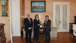 Türkiye-Romanya dış ticaretinin iki katına çıkarılması hedefleniyor