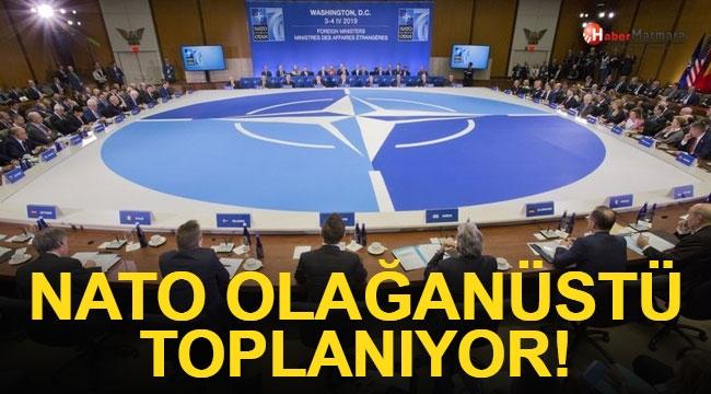 Türkiye Talep Etmişti! NATO Olağanüstü Toplanıyor