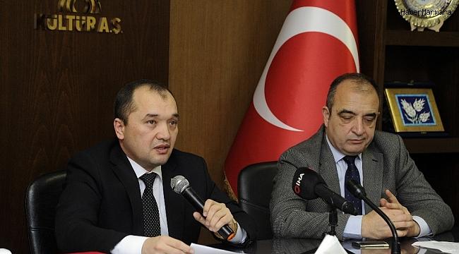 Türkmenistan'ın daimi tarafsızlık statüsünün 25'inci yıl dönümü İstanbul'da kutlandı