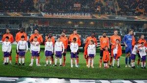 UEFA Avrupa Ligi: Medipol Başakşehir: 0 - Sporting Lizbon: 0