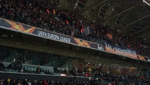 UEFA Avrupa Ligi: Medipol Başakşehir: 2 - Sporting Lizbon: 0