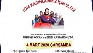 Ümmiye Koçak ve ekibi, Kastamonu'ya gelecek