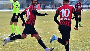 Usakspor 4 - 0 Sivas Belediyespor