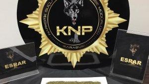 Uyuşturucu şüphelisi tutuklandı