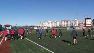 Yeşilyurt Belediyespor'da Modafen maçı hazırlıkları
