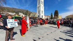Yunanistan'da Ezan Sesleri Yükseldi