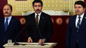 """AK Parti Grup Başkanvekili Cahit Özkan: """" Toplum vicdanını yaralayan cinsel suçlar ve terör suçları kapsam dışında."""""""