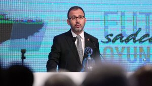 Bakan Kasapoğlu, başkanlarla buluşuyor