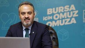 Bursa'da 110 bin aileye destek...