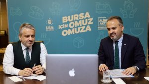 Bursa'da korona toplantısı