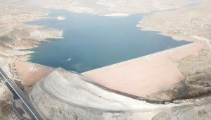 DSİ Malatya'da 8 baraj 1 gölet yaptı