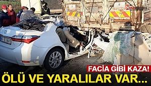 Facia Gibi Kaza! Ölü ve Yaralılar Var