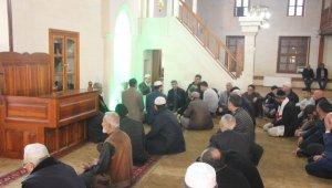 İdlib şehitleri için mevlit okutuldu, helva dağıtıldı