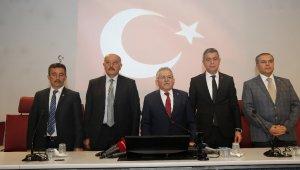 Kayseri Büyükşehir Belediyesi'nden ortak İdlib bildirisi