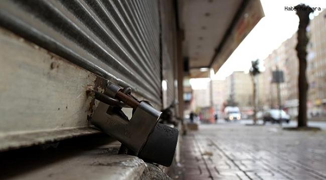KKTC'de tam sokağa çıkma yasağı