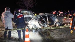 Konya'da trafik kazası: 4 ölü, 4 yaralı