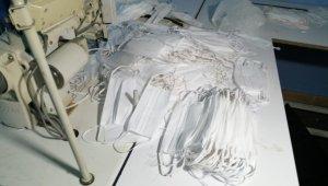 Korona virüs fırsatçılarına baskın: 1 milyon sahte maske ele geçirildi