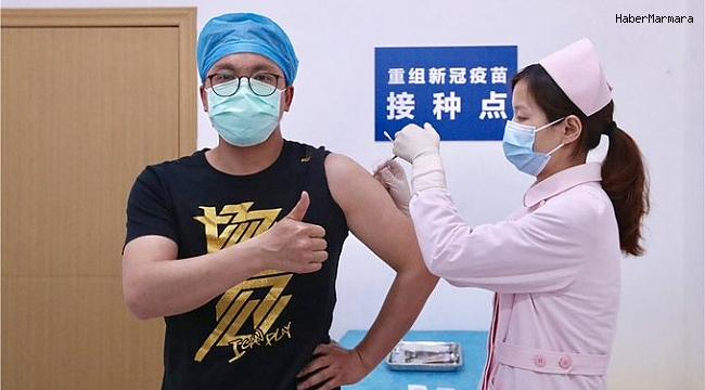 #KoronaVirüs Aşısı  Denenmeye Başladı