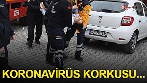 Koronavirüs Korkusundan İntihar...