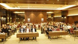 KTO'da KOBİ Çalıştayı yapıldı