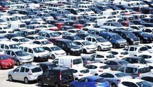 Kütahya'da araç sayısı 211 bin 120 oldu