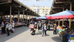 Söke Belediyesi pazarcılardan işgaliye bedeli almayacak