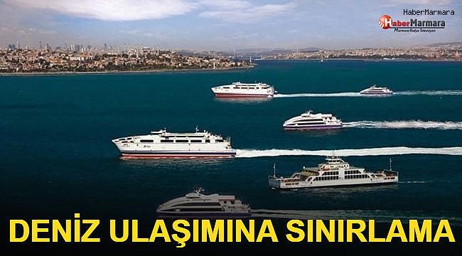 Vali Yerlikaya Açıkladı: Deniz Ulaşımına Sınırlama